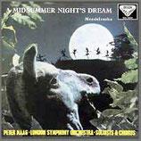 メンデルスゾーン:劇付随音楽《夏の夜の夢》 33rpm 180g LP