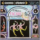ウォルトン:ファサード 組曲 他 33rpm 200g LP