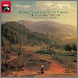 ドヴォルザーク:交響曲第7番 二短調 33rpm 180g LP