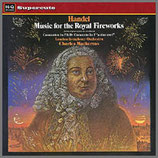 ヘンデル:王宮の花火の音楽 / 協奏曲第1番、第3番 33rpm 180g LP