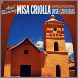 ラミレス:ミサ・クリオージャ / アルゼンチンのクリスマス 33rpm  LP