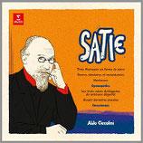 エリック・サティ:ピアノ作品集 33rpm 180g LP