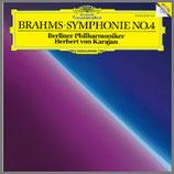 ブラームス:交響曲第4番 ホ短調 33rpm 180g LP