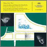 モーツァルト:ピアノ協奏曲第19番 ヘ長調 他 33rpm 180g LP