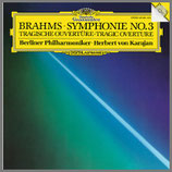 ブラームス:交響曲第3番 へ長調 33rpm 180g LP