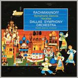 ラフマニノフ:交響的舞曲/ヴォカリーズ 45rpm 200g 2LP