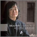 ブラームス:交響曲第2番 ニ長調 33rpm 180g LP