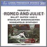 プロコフィエフ:バレエ音楽《ロミオとジュリエット》33rpm 180g LP