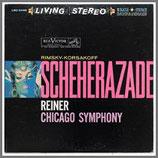 R・コルサコフ:交響組曲《シェヘラザード》 33rpm 200g LP