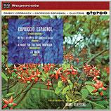 リムスキー・コルサコフ:スペイン奇想曲 33rpm 180g LP