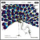 ストラヴィンスキー:交響曲ハ調、3楽章の交響曲 33rpm 180g LP