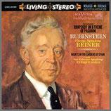 ラフマニノフ:パガニーニの主題による狂詩曲 他 33rpm 200g LP