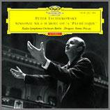 チャイコフスキー:交響曲 第 6番 ロ短調 《悲愴》 33rpm 180g LP