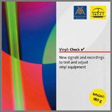 レコード:チェック 33rpm 180g LP