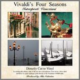 ヴィヴァルディ:合奏協奏曲《四季》33rpm 180g LP