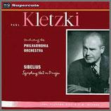 シベリウス:交響曲第2番 二長調 33rpm 180g LP
