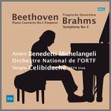 ベートーヴェン:ピアノ協奏曲 第 5番 《皇帝》他 33rpm 180g 2LP