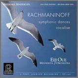 ラフマニノフ:交響的舞曲 ヴォカリーズ 33rpm 200g LP