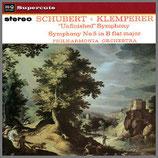 シューベルト:交響曲第8番 ロ短調 《未完成》 他 33rpm 180g LP