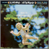 マーラー:交響曲第4番 ト長調 33rpm 200g LP 未発売
