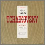 チャイコフスキー:ヴァイオリン協奏曲 ニ長調 他 33rpm 180g LP