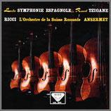 ラロ:スペイン交響曲 33rpm 180g LP