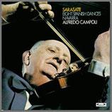 サラサーテ:スペイン舞曲集/ナヴァラ 33rpm 180g LP