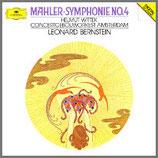 マーラー:交響曲第4番 ト長調 33rpm 180g LP