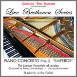 ベートーベン:ピアノ協奏曲第5番 変ホ長調《皇帝》33rpm 180g LP