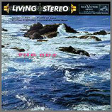 ドビュッシー:管弦楽の為の3つの交響的素描《海》他 33rpm 180g LP