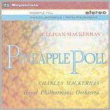 サリヴァン:パイナップル・ポール組曲 33rpm 180g LP