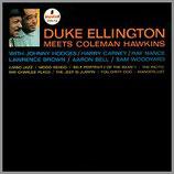 デューク・エリントン&コールマン・ホーキンス33rpm LP  未発売