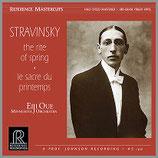 ストラヴィンスキー:バレエ音楽《春の祭典》 45rpm 180g LP