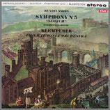 メンデルスゾーン:交響曲第3番 イ短調 33rpm 180g LP