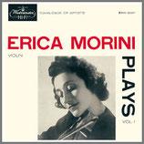 エリカ・モリーニ プレイズ Vol.1 33rpm 180g LP