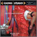 オッフェンバック:バレエ音楽 パリの喜び 33rpm 200g LP