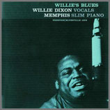 ウィリーズ・ブルース 33rpm 200g LP