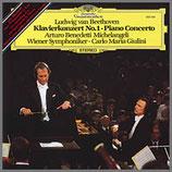 ベートーヴェン:ピアノ協奏曲 第1番 ハ長調 33rpm 180g LP