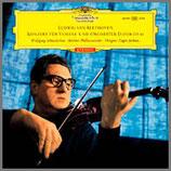 ベートーヴェン:ヴァイオリン協奏曲 二長調 33rpm LP