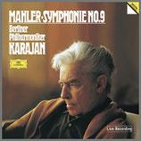 マーラー:交響曲第9番 ニ長調 33rpm 180g 2LP BOX