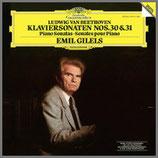 ベートーベン:ピアノソナタ 第30番、31番 33rpm 180g LP