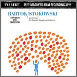バルトーク:オーケストラのための協奏曲 45rpm 200g 2LP