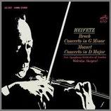 ブルッフ:ヴァイオリン協奏曲第1番ト短調 他 33rpm 200g LP