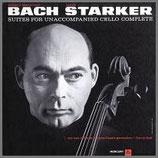 J.S.バッハ:無伴奏チェロ組曲 第1番〜第6番 33rpm 180g 3LP