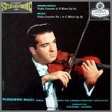 メンデルスゾーン:ヴァイオリン協奏曲 ホ短調 他 45rpm 2LP 未発売