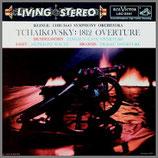 チャイコフスキー:序曲《1812年》変ホ長調 33rpm 200g LP 未発売