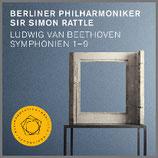 ベートーベン:交響曲全集 33rpm 180g 10LP BOX