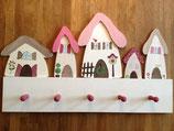"Garderobe ""little Town pink"""