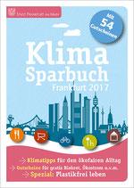 KlimaSparbuch Frankfurt 2017