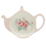 Greengate - Teabag holder, Marley pale pink